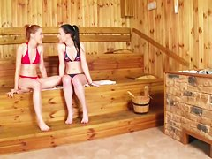 Sauna Sex in HD (720p)