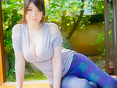 Amazing Japanese whore Rie Tachikawa in Hottest