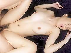 Horny Japanese girl Rei in Best