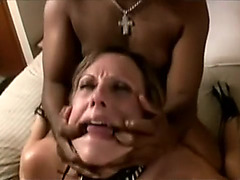 Bitch wife lori is truely a blackcock slut