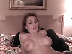 Slut wife fucking huge dick